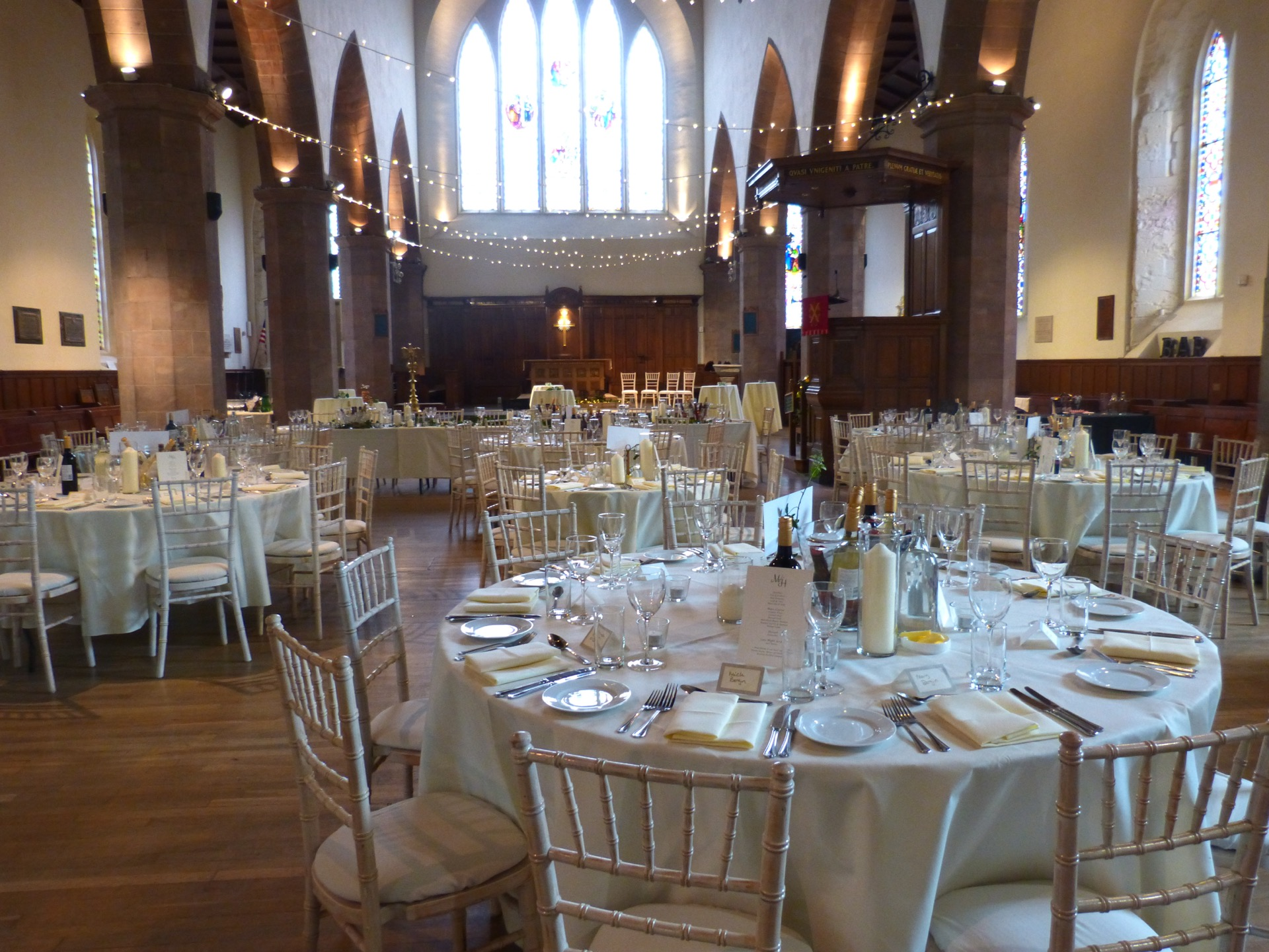 Greyfriars Kirk Wedding Receptions In Edinburgh