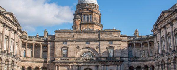 University of Edinburgh- Old College